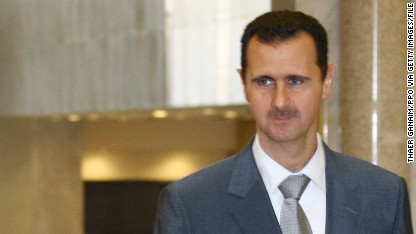 Your 2012 newsmaker: Bashar Al-Assad