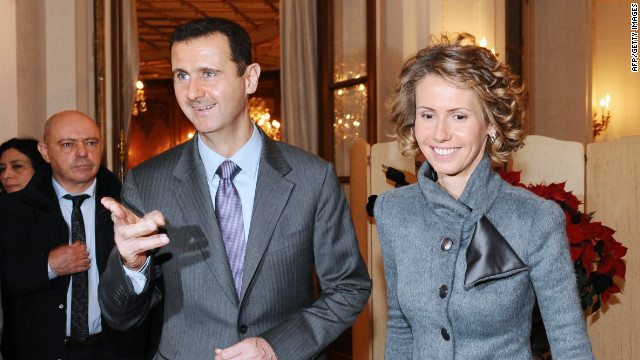 Asma al-Assad no longer en vogue, Anna Wintour says