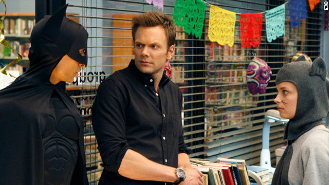 Why 'Community' is the geekiest show on TV