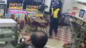 Deli owner hits would-be robber with bat