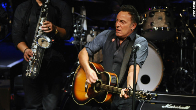 Springsteen rocks SXSW