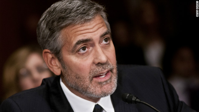 George Clooney will star in