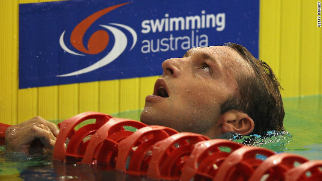 Thorpe's attempts to make a return to swimming following his retirement in 2006 ended in disappointment when he failed to qualify for the London Games. He had hoped to return to action in July's Commonwealth Games in Scotland but has since retired following a shoulder injury.<!-- --> </br>