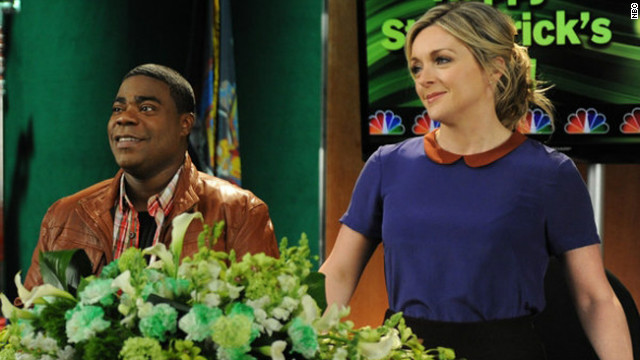 '30 Rock': 'Happy St. Patrick's Day, Dummy'
