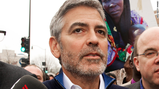 Who'd George Clooney call after his arrest?