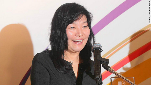 Kyung-sook Shin is the first woman to receive the prestigious Man Asian Literary Prize