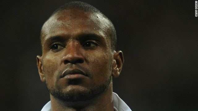 Barcelona defender Eric Abidal, who needs a liver transplant, is battling to overcome his second serious health scare in just over a year.