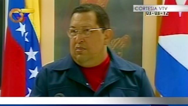 Chávez llegó a Cuba para tratamiento médico, informa la prensa
