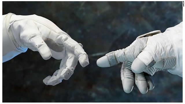 Robo-Glove, la última creación de la NASA para ayudar a los astronautas