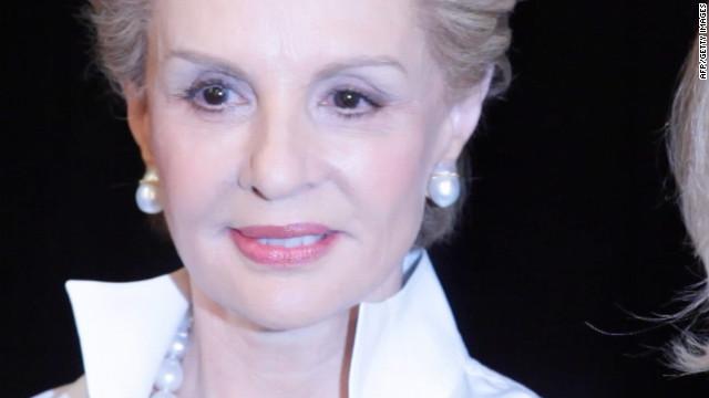 Carolina Herrera Una Historia Femenina De éxito En La Moda Cnn