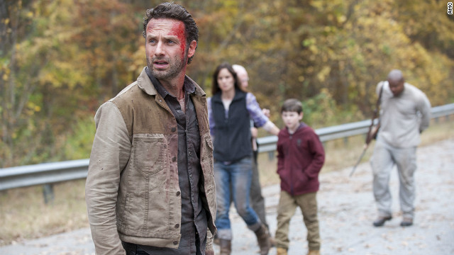 No safe haven on 'The Walking Dead'