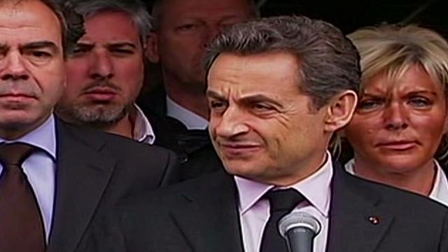 Nicolás Sarkozy declara alerta en la región de Toulouse por asesinatos