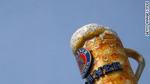 Paulaner am Nockherberg is Munich's most famous watering hole for