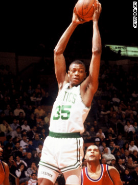 Basketball lost Reggie Lewis in 1993 when the Boston Celtics' NBA All-Star dropped dead on the court in an offseason practice match at the age of 27. He was diagnosed with hypertrophic cardiomyopathy -- one of the most common heart conditions.