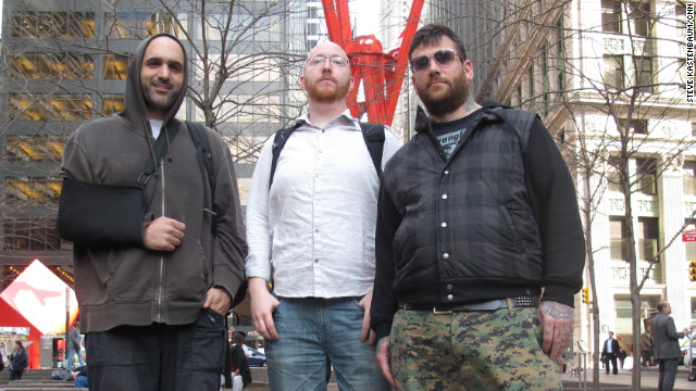 Occupy movement plans a comeback