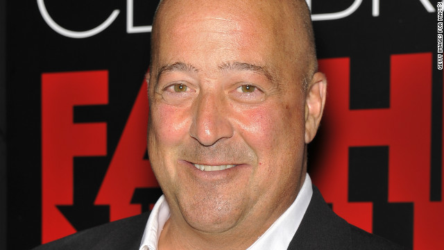 Andrew Zimmern&#039;s top airport dining spots