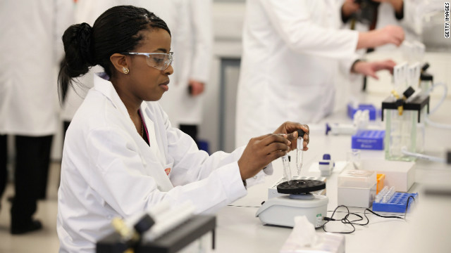 Fewer women enrolling in STEM classes in community colleges