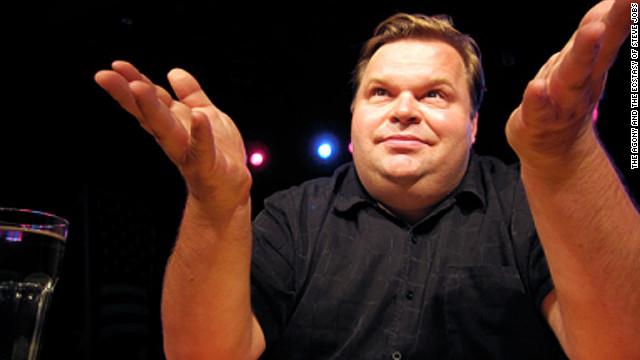 Mike Daisey: The performer of &quot;The Agony and Ecstasy of Steve Jobs&quot; had his story about Apple factories retracted by &quot;This American Life.&quot;