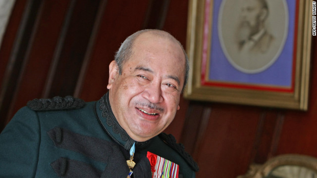 King George Tupou V had been monarch of the South Pacific nation of Tonga since 2006.