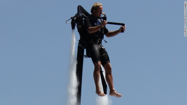 Los ejecutivos y millonarios adictos a la adrenalina