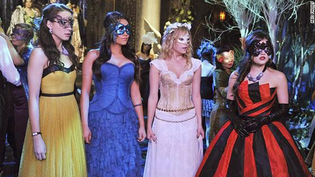 'Pretty Little Liars': A's unmasked in anti-climactic finale