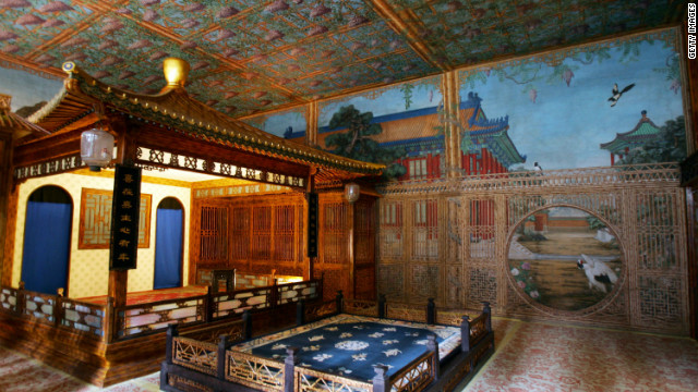 Beijing is home to the Forbidden City, and also home to 41 billionaires, according to the 2013 Hurun Global Rich List.