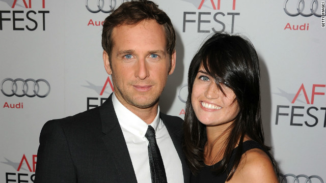 Josh Lucas ties the knot, gets ready to be a dad