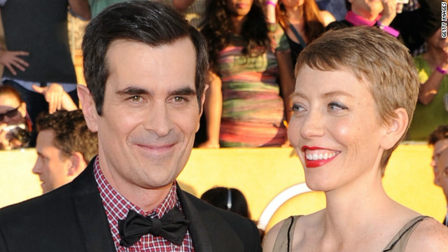 Ty Burrell and wife Holly adopt second child