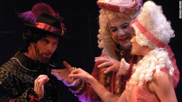 The Troubadour Theater Company has melded