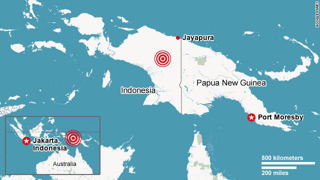 6.2-magnitude earthquake hits Indonesia