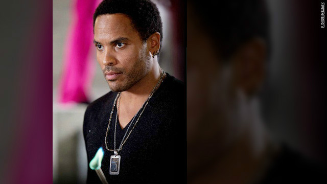 Lenny Kravitz on his 'Hunger Games' inspiration