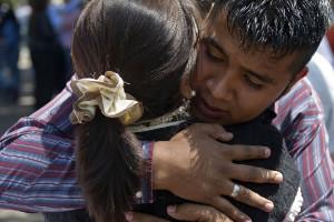 Terremoto causa pánico en México