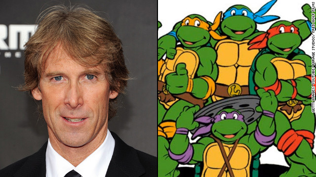 Michael Bay: Relax, &#039;TMNT&#039; fans - I&#039;m building a richer world