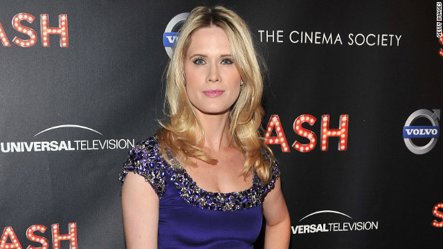 Stephanie March returned this season to