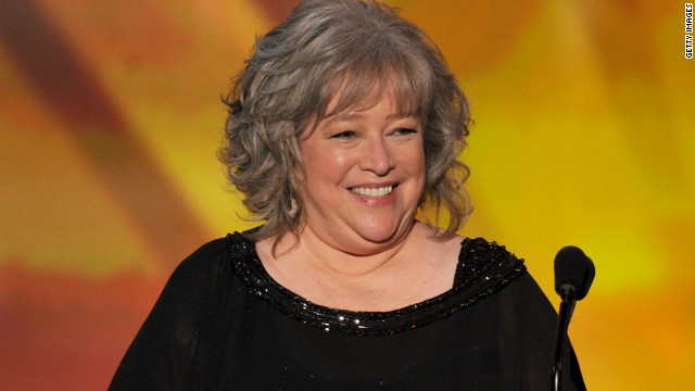Why Kathy Bates kept her cancer private