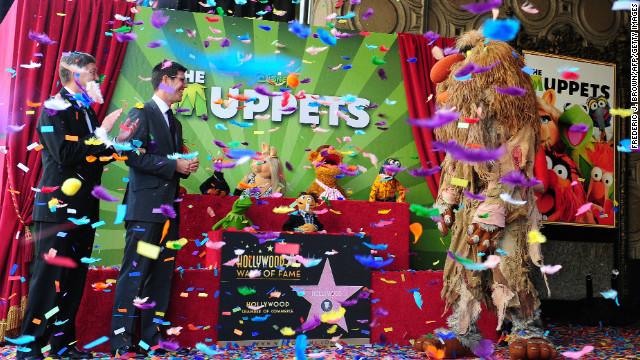 Los Muppets son los nuevos embajadores de Nueva York
