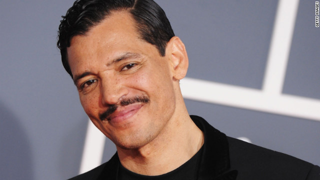 Police: Singer El DeBarge booked for possession