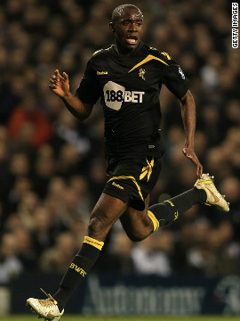 Doctors have described Fabrice Muamba's progress since his cardiac arrest during a match on Saturday as