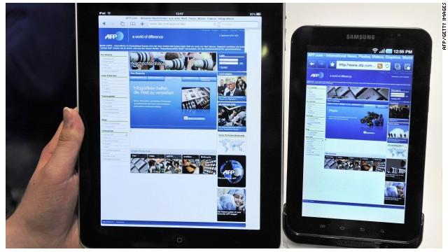 Los teléfonos inteligentes y las tabletas aumentan el consumo de noticias