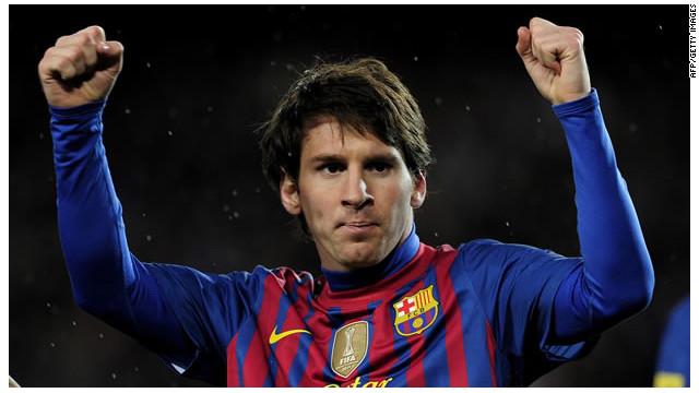 Lionel Messi ya es el máximo goleador en la historia del Barça
