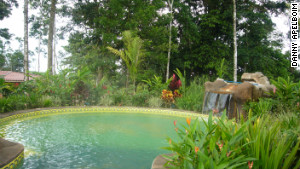 This resort is near Rincon de la Vieja National Park.