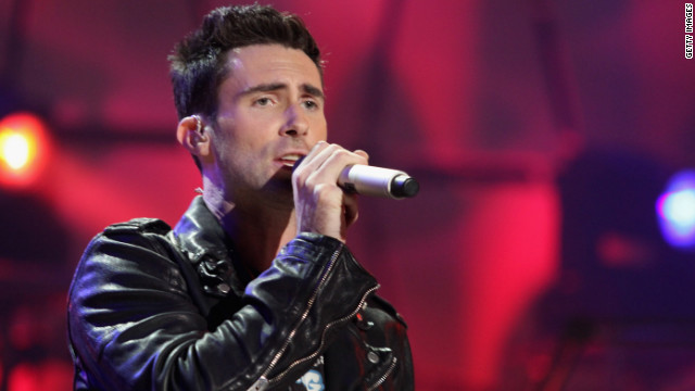 Adam Levine to guest on 'American Horror Story'?