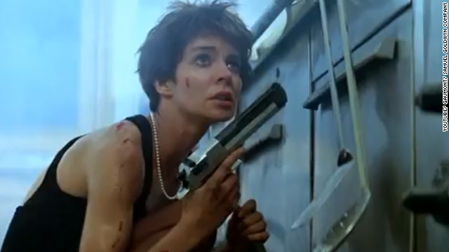 "Anne Parillaud played Nikita, a felon turned stylish assassin for the government in the French film ""La Femme Nikita"" (1990). Directed by Luc Besson, the movie became a <a href='http://boxofficemojo.com/movies/?id=lafemmenikita.htm?cnn=yes' target='_blank'>box office hit</a>. It inspired an American remake called ""Point of No Return"" (1993) starring Bridget Fonda and two TV series."