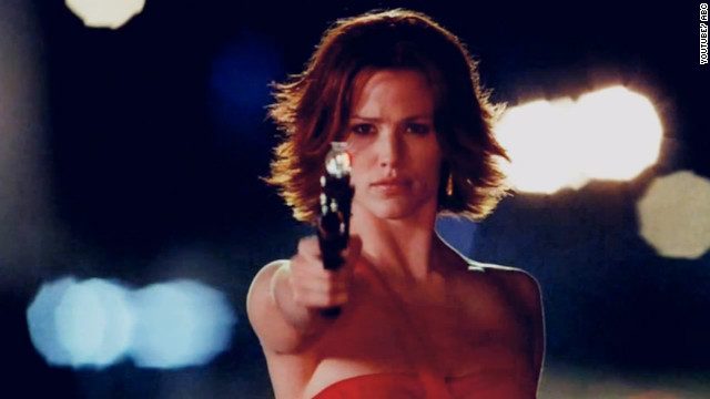 "In the 2001 TV series ""Alias,"" Jennifer Garner played Sydney Bristow, a CIA agent who maintains several aliases to carry out her missions. Garner went on to win a Golden Globe, a Screen Actors Guild Award and a Teen Choice Award for her role. The series ended in 2006."