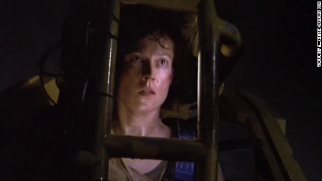 "In ""Alien"" (1979), Sigourney Weaver starred as Lt. Ellen Ripley, a warrant officer who fights against an extraterrestrial creature that is killing off the crew on a space mining ship. The character was so popular that it spawned sequels, comic books and video games and <a href='null'>broke down gender barriers in the action/sci-fi genre</a>. She went on to receive an Oscar nomination for best actress for the sequel ""Aliens"" in 1986."