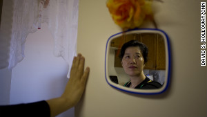 Han grew up in Hamgyong-bukto, singing songs glorifying the North Korean government.