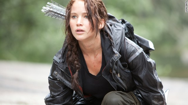 """The Hunger Games,"" based on Suzanne Collins' series, comes to theaters on Friday. The movie and the books revolve around Katniss Everdeen, a young girl forced to use her hunting and archery skills in a fight to the death during the Hunger Games in a post-apocalyptic future, played by Jennifer Lawrence. We take a look at some other tough heroines from film and TV who know how to kick butt."
