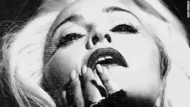 Madonna&#039;s &#039;Girl Gone Wild&#039; video hits the web