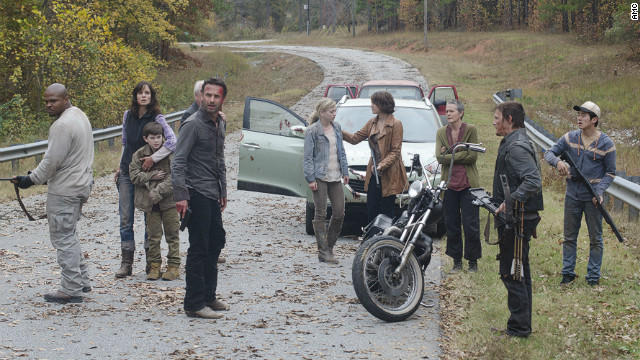 What's next for 'Walking Dead'?