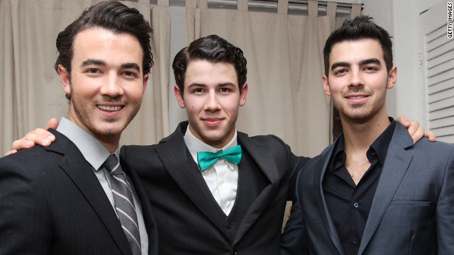 Jonas Brothers on breakup: It's time